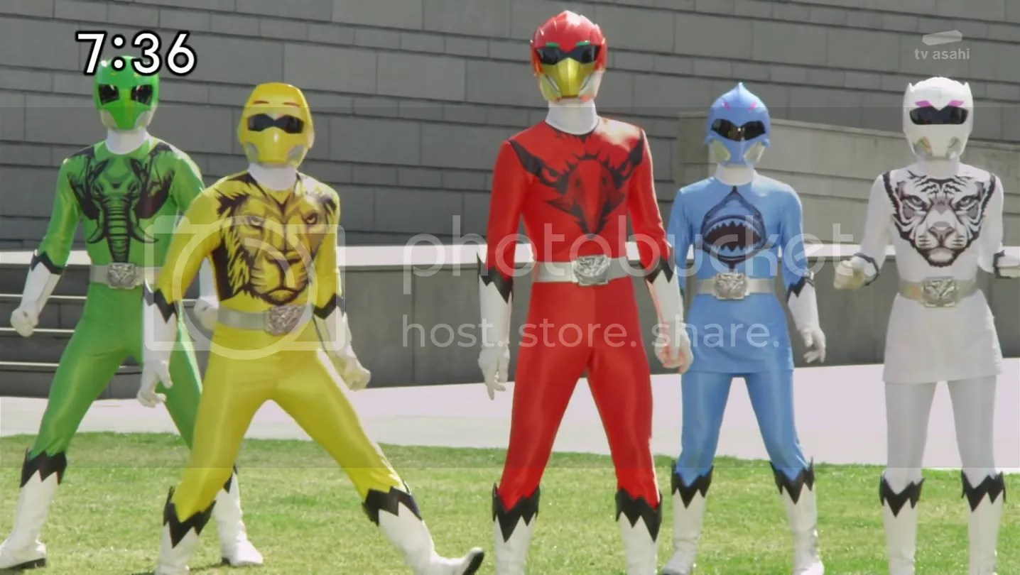 Zyuohger 10