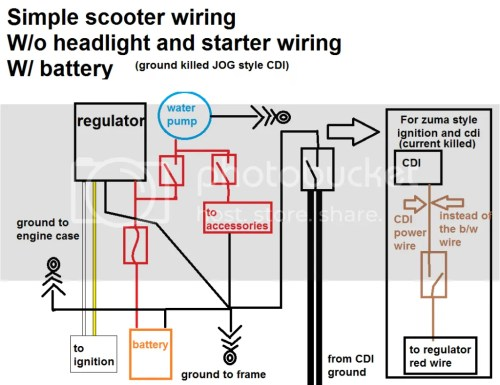 small resolution of minarelli jog cdi wiring diagram ac wiring library here s the wiring diagram jog style cdi
