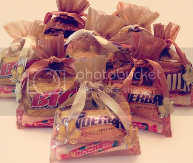 Halloween Candy Goody Bags