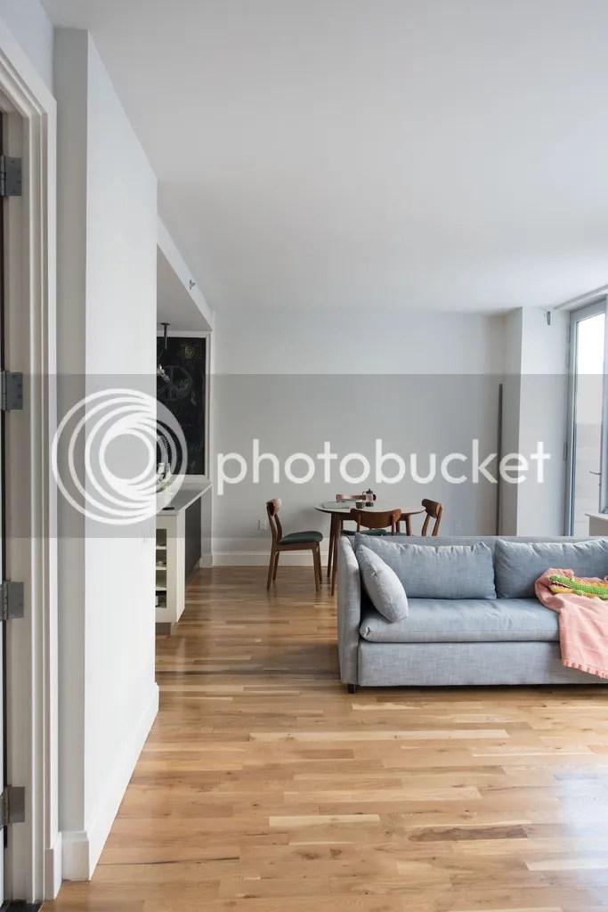 Minimalist New York Apartment