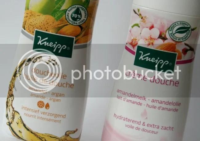 Kneipp Douchecrème & Doucheolie