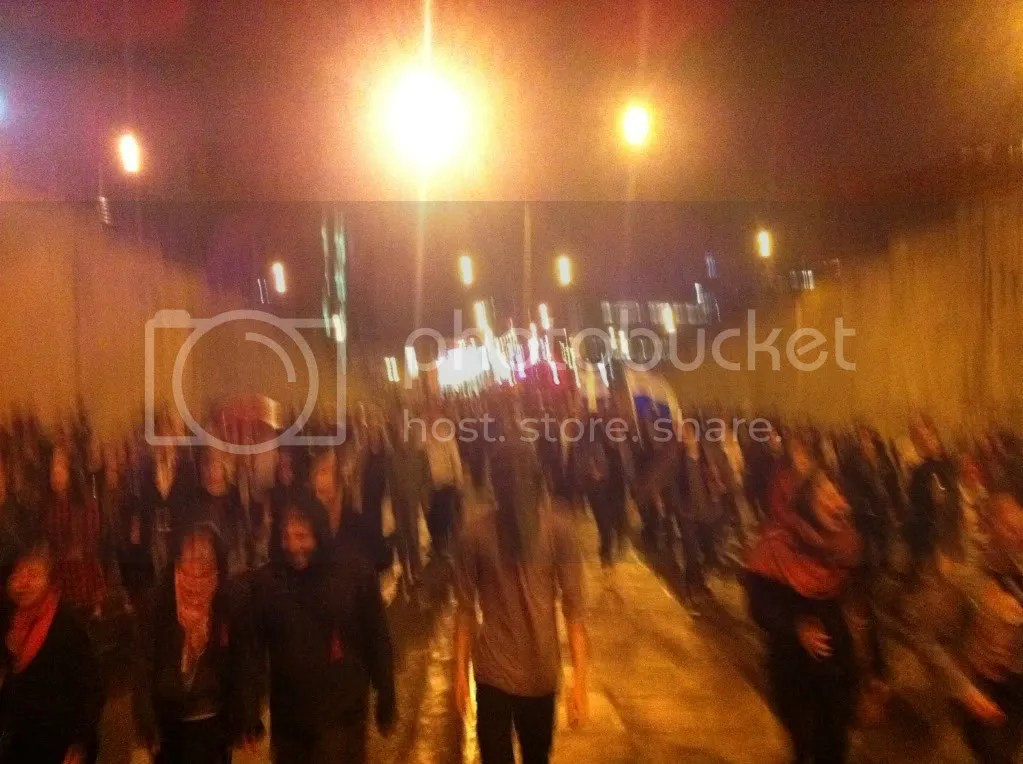 Montréal 16 Mai 2012 - #manifencours23 (Manifestation Loi78)