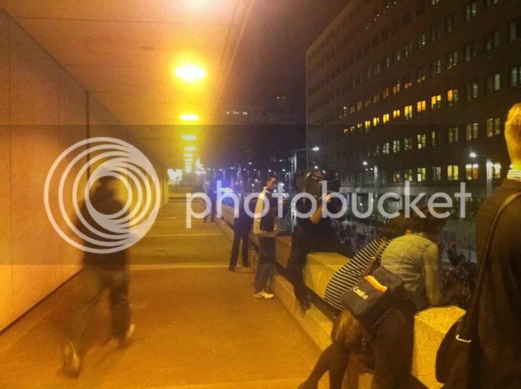 Montréal 17 Mai 2012 - #manifencours24 (Manifestation Loi78)