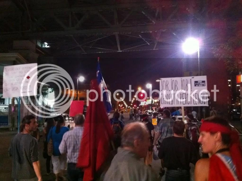 2012-07-27 - 21h33 #manifencours95