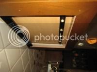 Pls help... undercabinet outlets & lighting