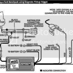 Msd 6a Wiring Diagram Ford 2005 Honda Civic Lx 3 Volts At Coil+.....resistor Wire Failure???? - Truck Enthusiasts Forums