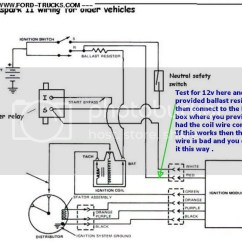 Ford Wiring Diagram Distributor Badland Winch 5000 1979 F100 302 Ignition Html Autos Post