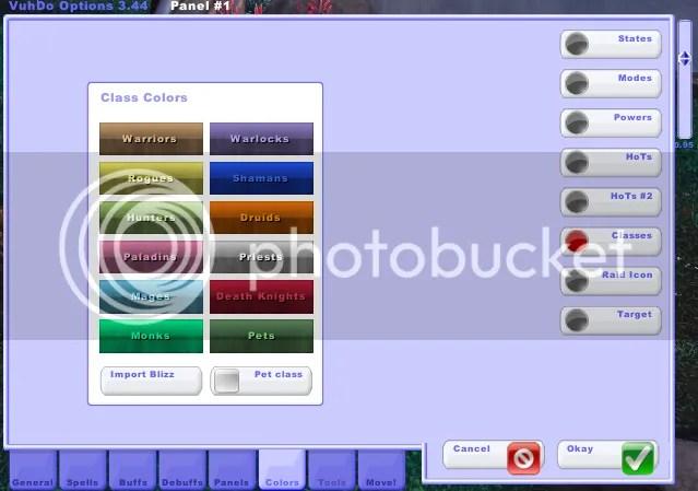 Colors (Classes)