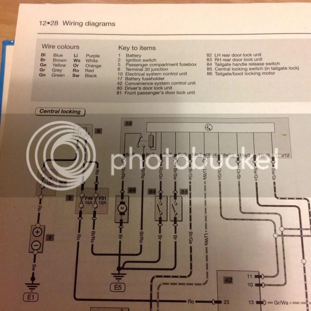 medium resolution of skoda fabia central locking wiring diagram basic guide wiring rh needpixies com skoda octavia 2008 skoda