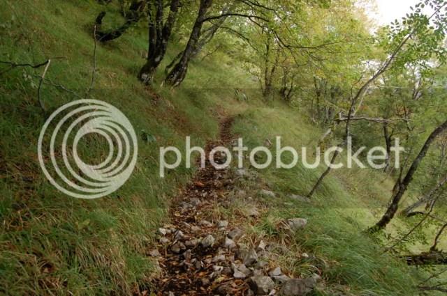 the path to gryka e kazanit