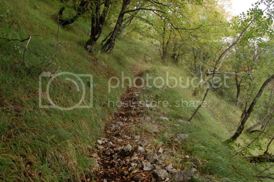 the path to gryka e kazanit