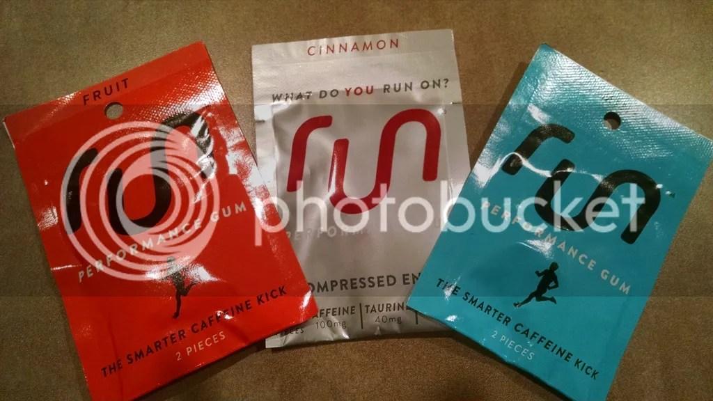 Product Review: Run Gum – Run Oregon