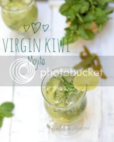 Virgin Kiwi Mojito 1