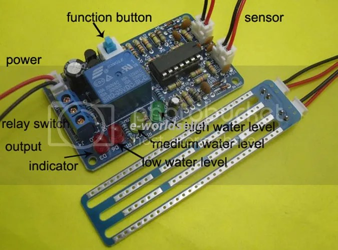 Control Module Along With Occupancy Sensor Switch Wiring Diagram