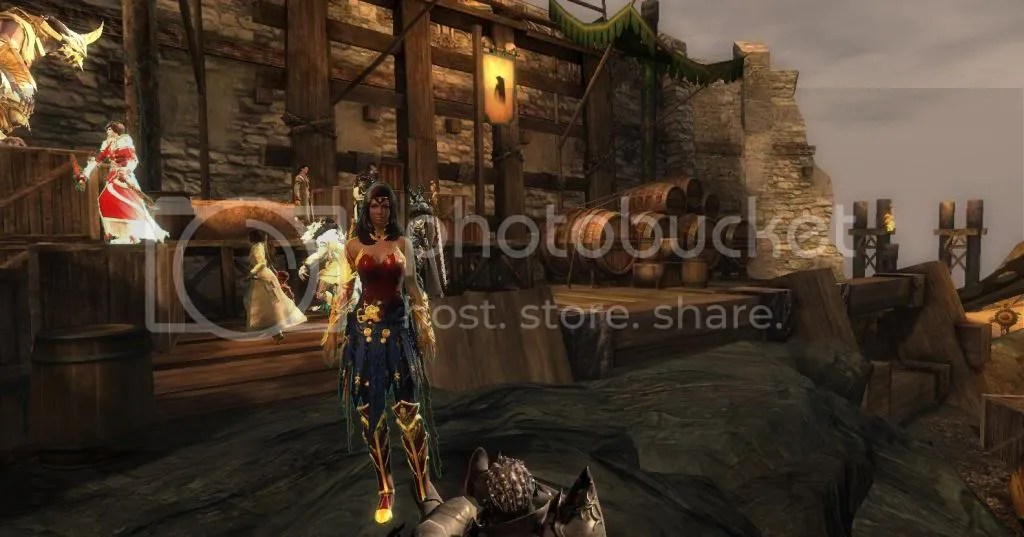 Tyria's Wonder Woman