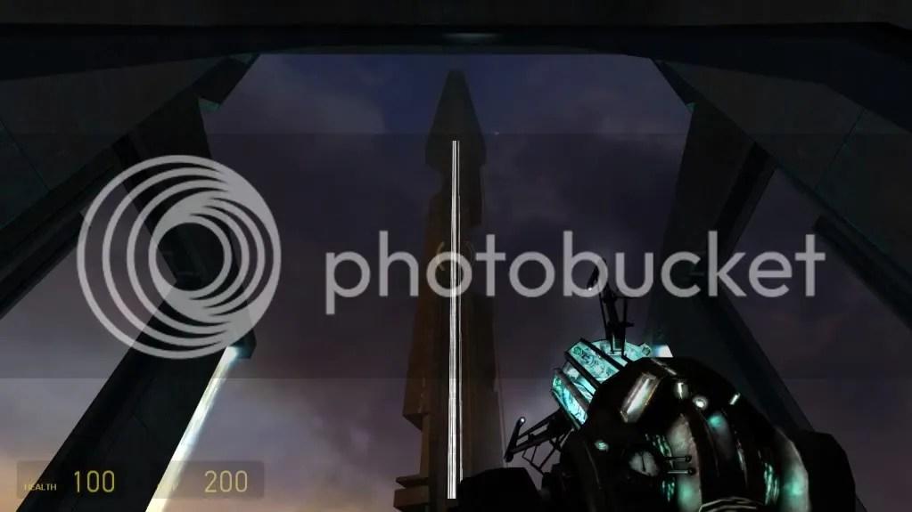 The Citadel - Half-Life 2