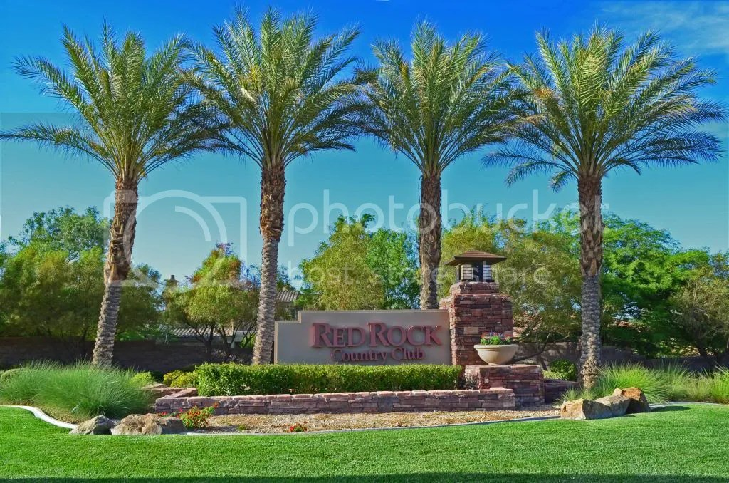 Make Red Rock Country Club Your Home