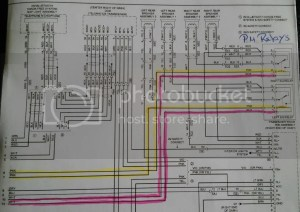 2015 Trail (with NAV) Wiring Diagram  Toyota 4Runner
