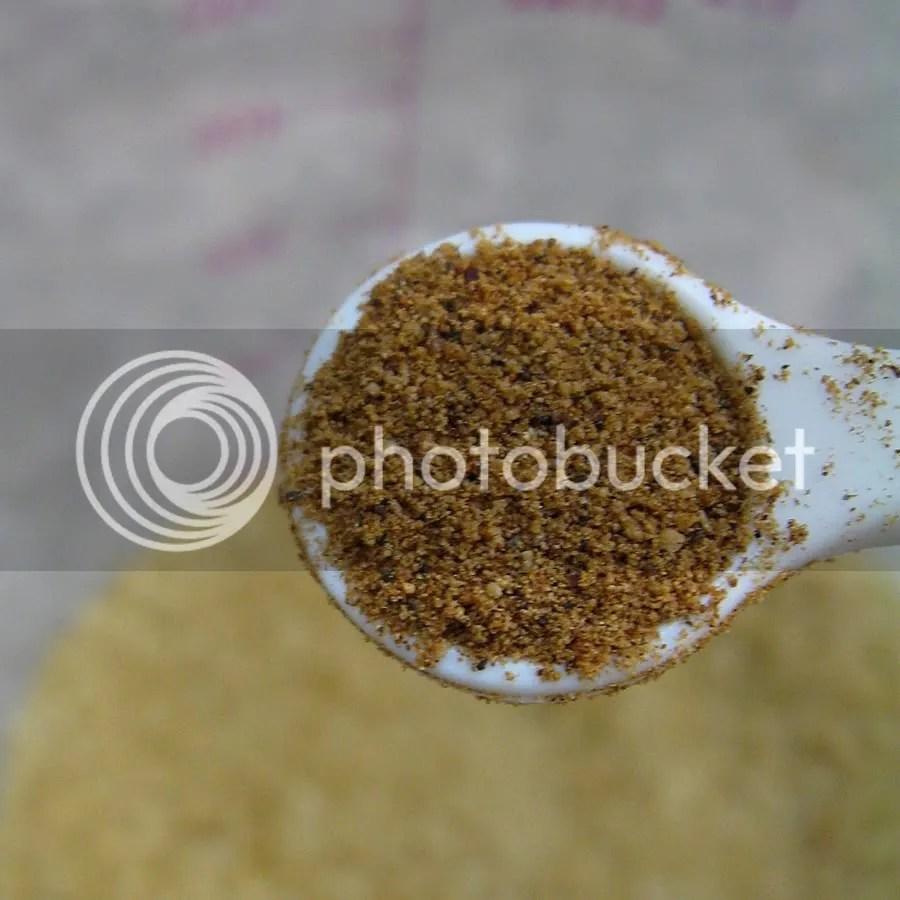 nutmeg and brown sugar