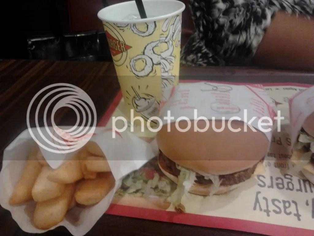 Paket Fatburger