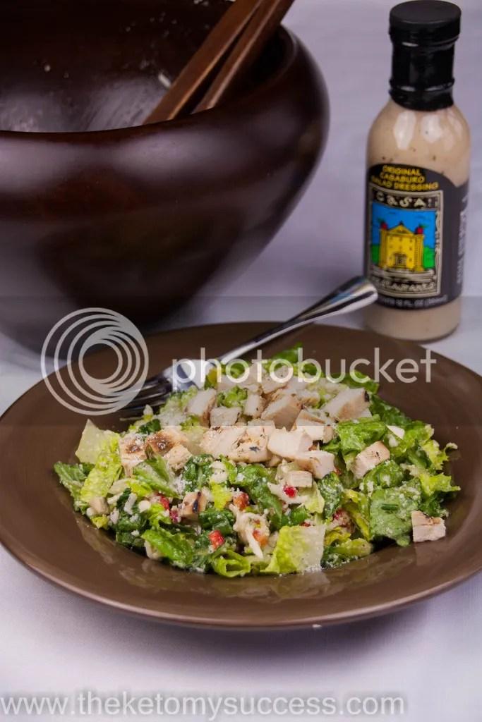 Copycat Casaburo Salad