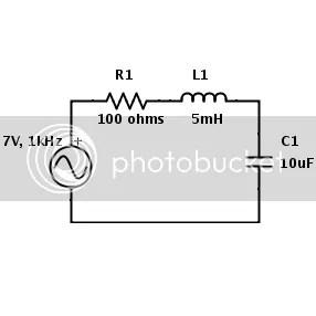 AC Circuits: Equivalent Reactance of a Series RLC Circuit