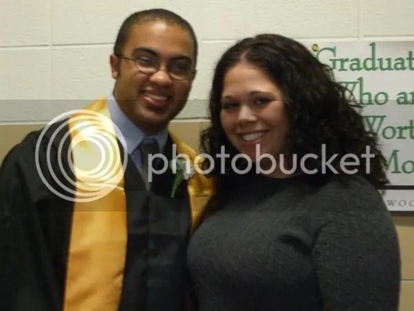 Jeremy's graduation