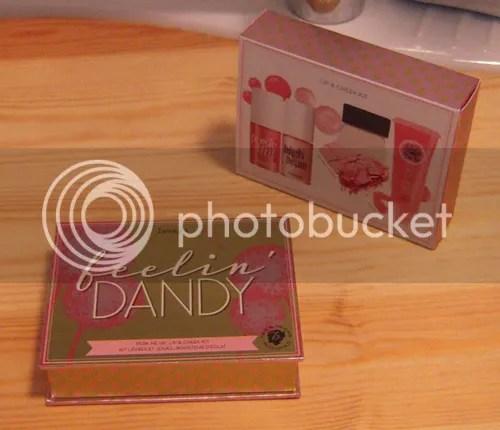 Benefit Cosmetics Feelin' Dandy Lip & Cheek Kit (1/3)
