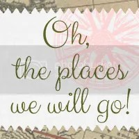 Oh, The Places We Will Go.