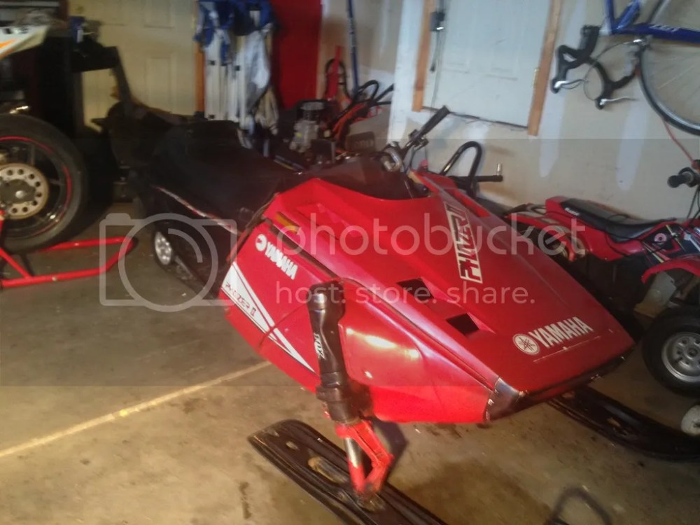 medium resolution of just bought a yamaha phazer ii help no spark snowmobile forum shawn wiring diagram
