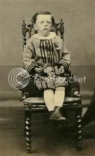 Foto Jenazah Jaman Victorian
