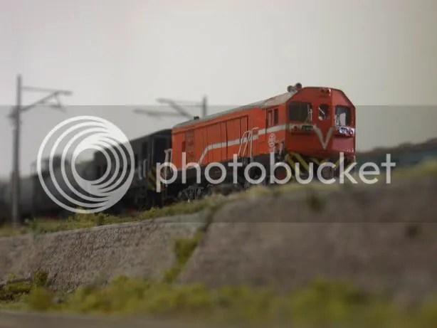臺鐵模型的過去與現在(順便測試貼圖空間) - TTS