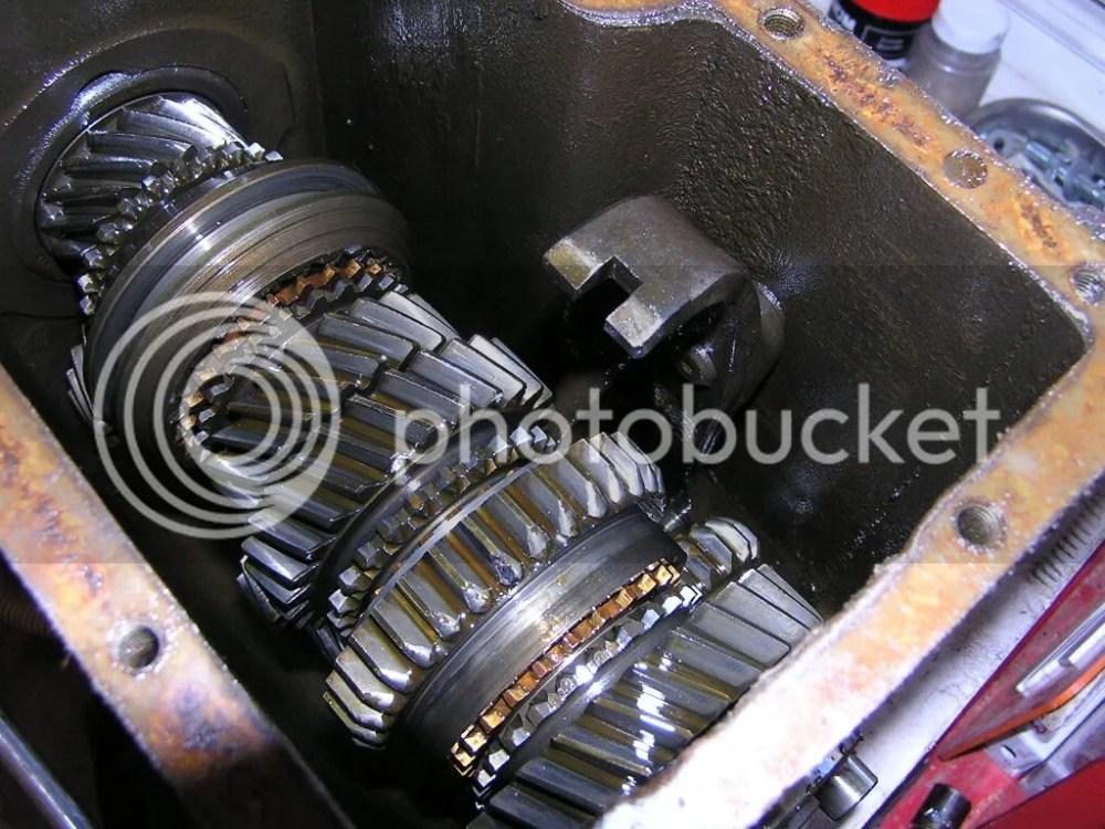 medium resolution of re mg midget 1500 gear box oil changing