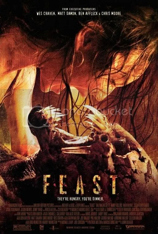 feast poster