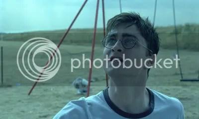harry swinging