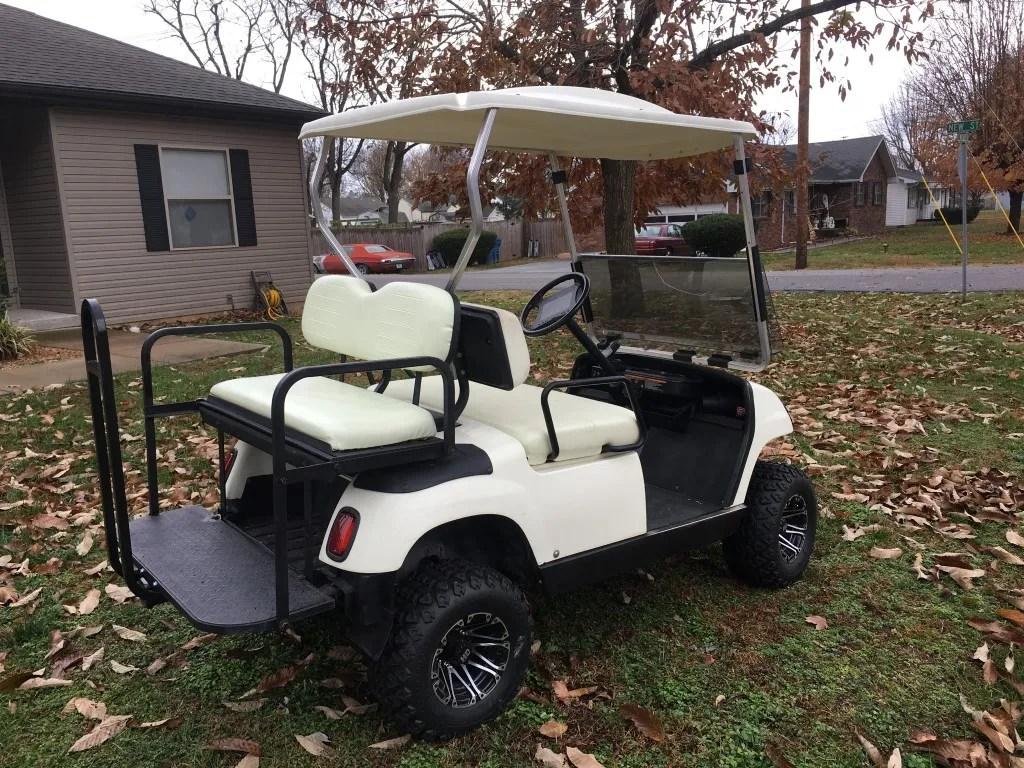 yamaha golf carts oklahoma uml flow diagram g19 rebuild converting into a hunting buggy lots of pics