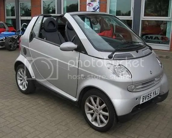 Maybe the next Smart Car?