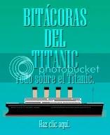 Bitácoras del Titanic