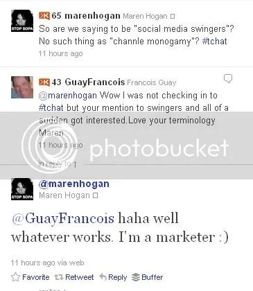 Maren Hogan Tweet