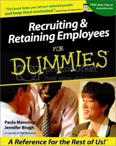 recruiting for dummies