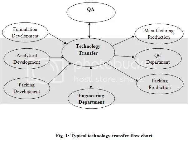 TECHNOLOGY TRANSFER PROCESS IN PHARMACEUTICAL INDUSTRY: AN