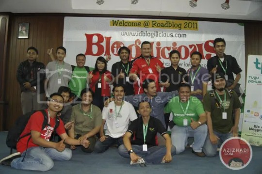 TPC On Bloggilicious de Surabaya