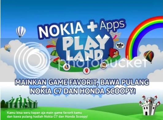 Nokia Play Land