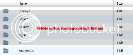 Folder On File Manager