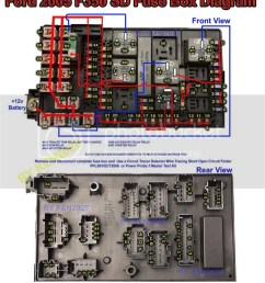 2005 ford f350sd 6 0 turbo diesel fuse box diagram ford truck 2006 f150 super duty [ 902 x 1024 Pixel ]