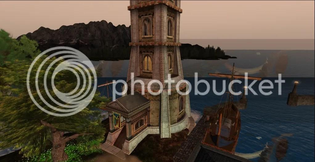 der beschlagnahmte Leuchtturm :D