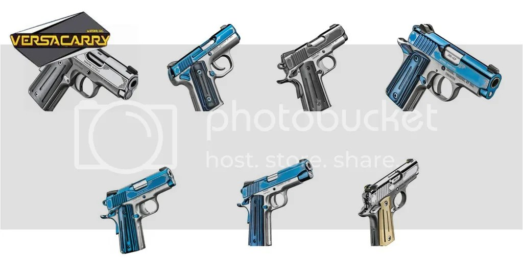 7 Eye-Catching Kimber Pocket Pistols for Personal Defense