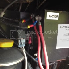 3 Battery Wiring Diagram Rv For Half Switched Outlet Trailer Life Magazine Open Roads Forum: Chassis Disconnect Failed While Driving