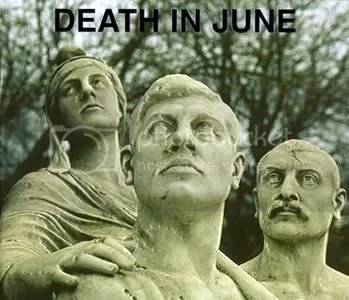 DEATH IN JUNE - Burial CD