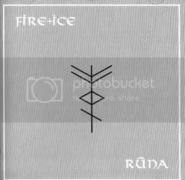 FIRE + ICE - Runa CD